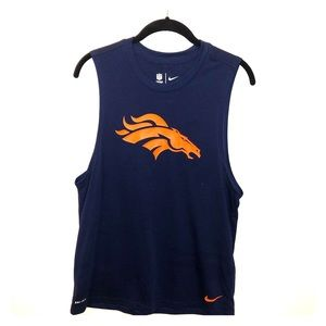 Nike Denver Broncos tank top